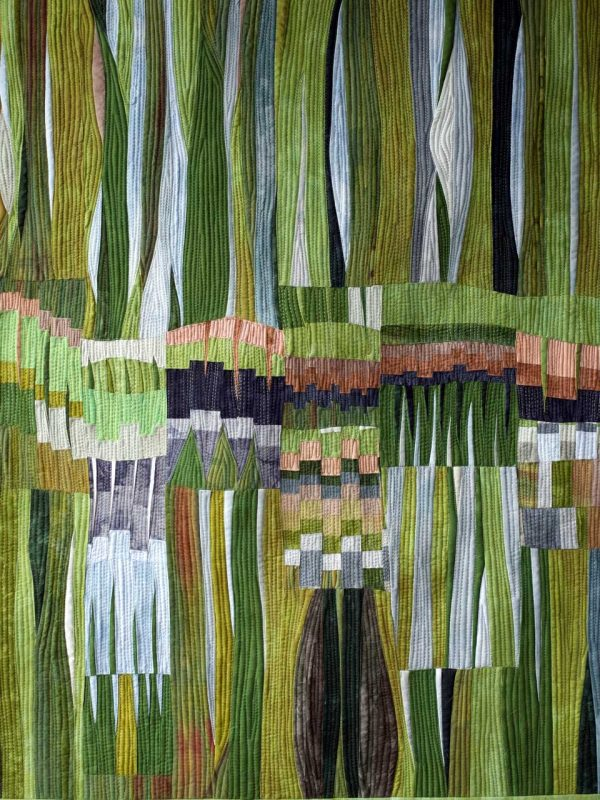 Water Quilts - Maryte Collard