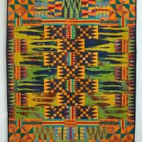 Kente Cloth from Ghana #2